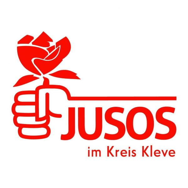 Logo: Jusos Kreis Kleve